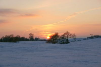 Winterland Schleswig-Holstein